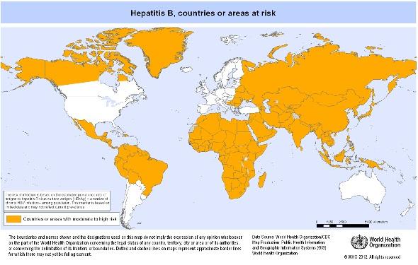 Hep B-risk