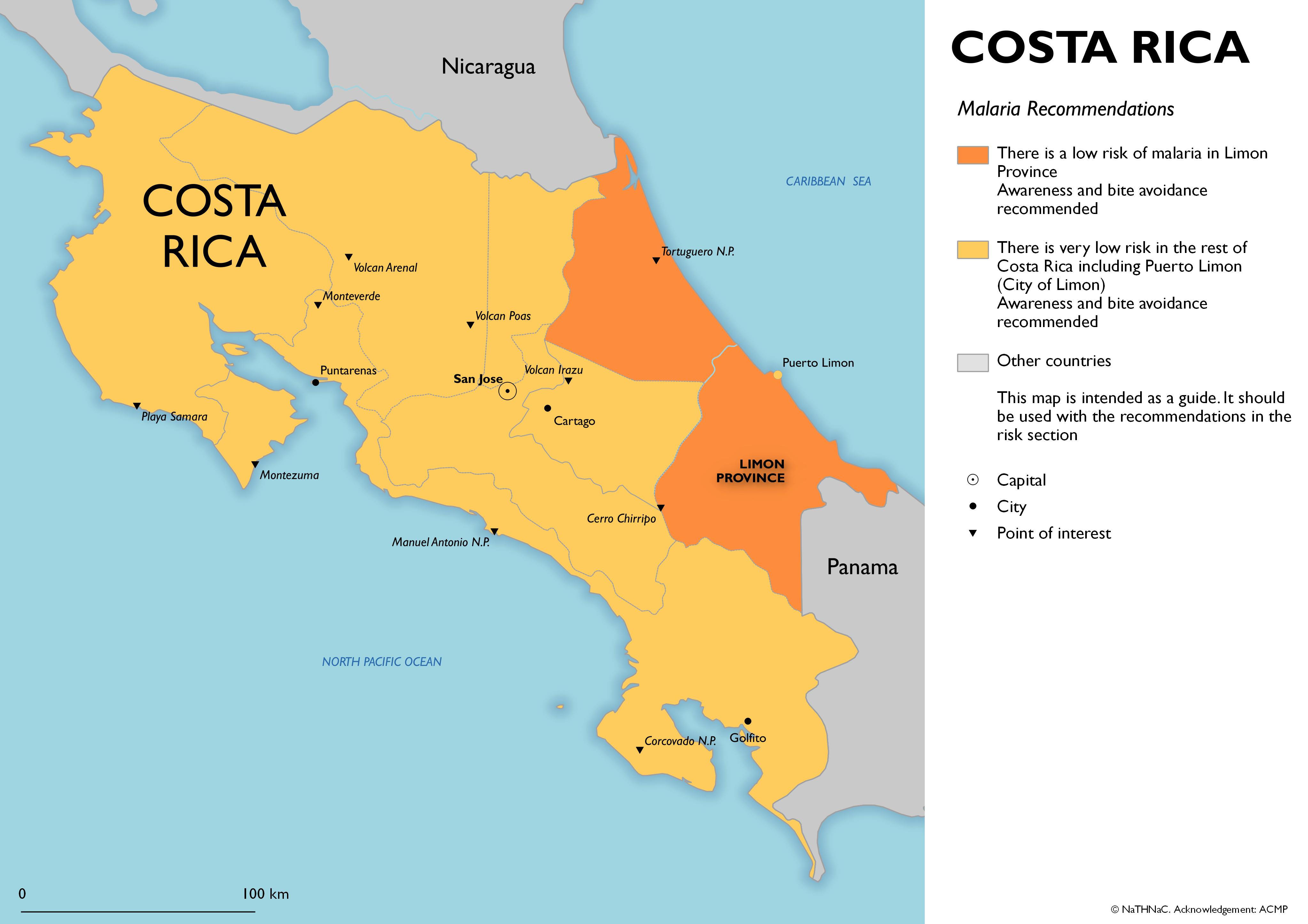 NaTHNaC - Costa Rica