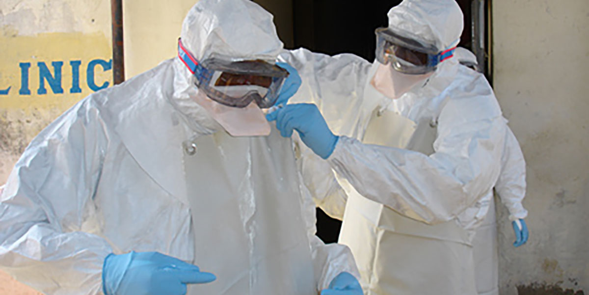 Recurrence of Ebola Virus disease: Liberia
