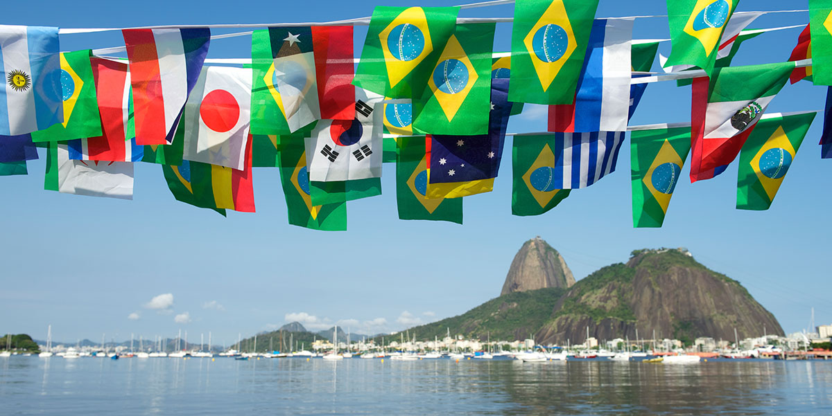 Olympic and Paralympic Games 2016 Brazil