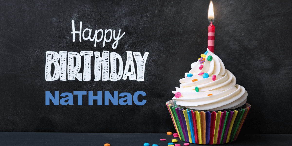 NaTHNaC is 15 years old!