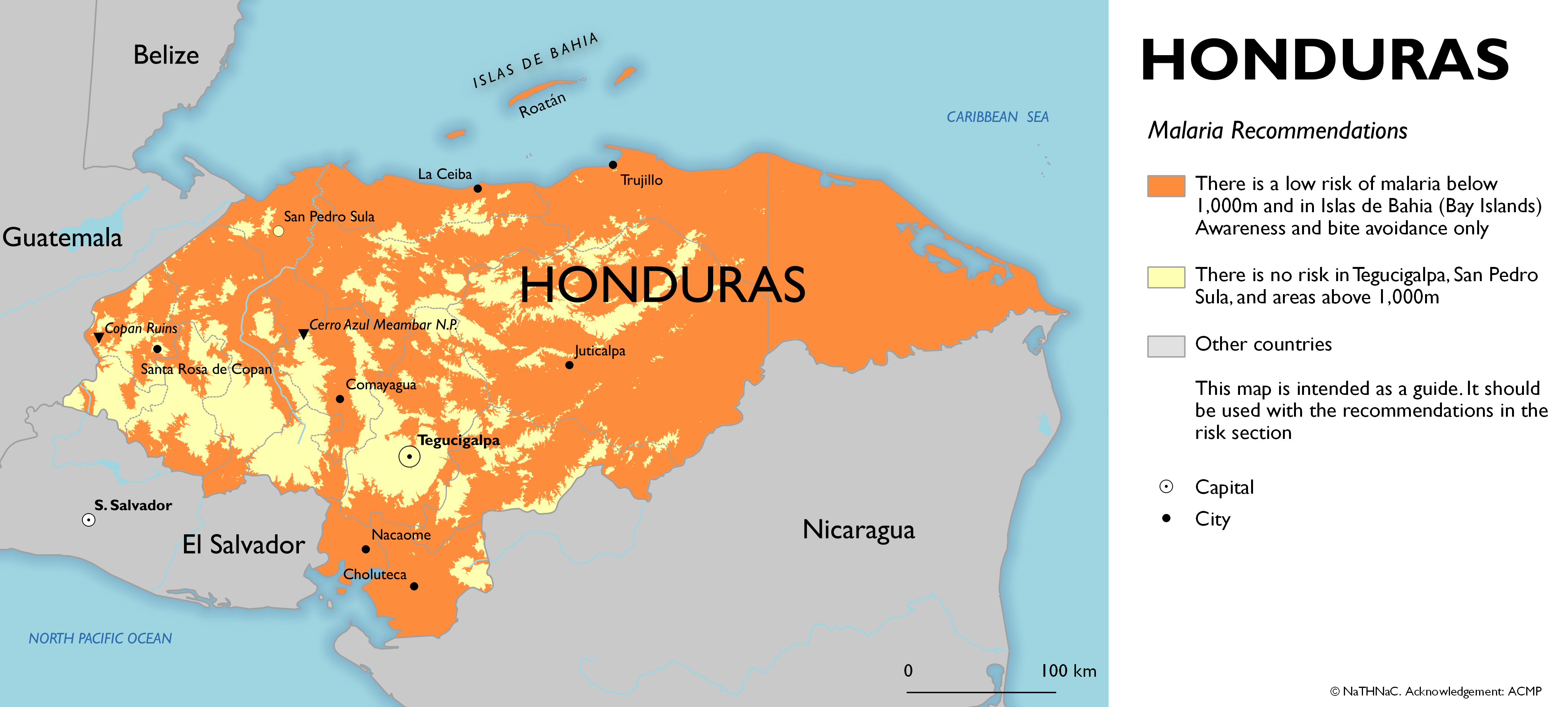 NaTHNaC Honduras