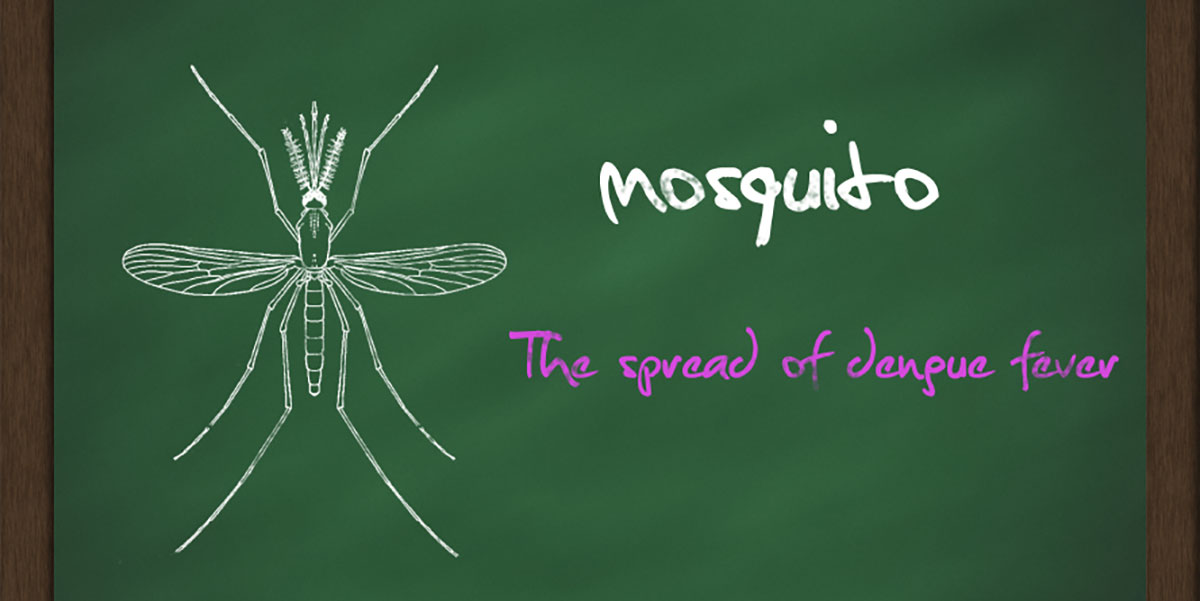 Public Health England publishes dengue report: 2014