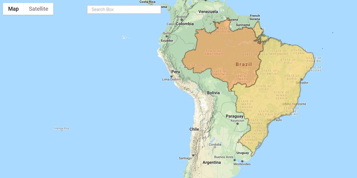 New interactive malaria maps