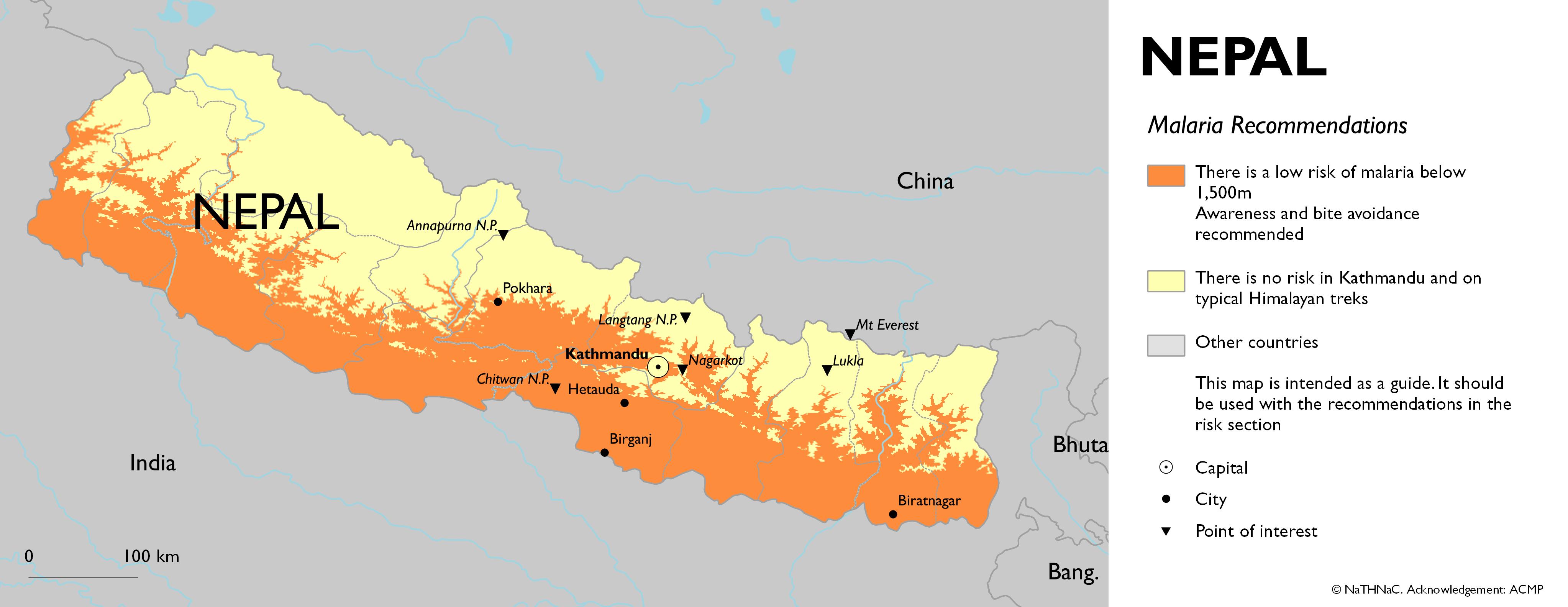 NaTHNaC - Nepal
