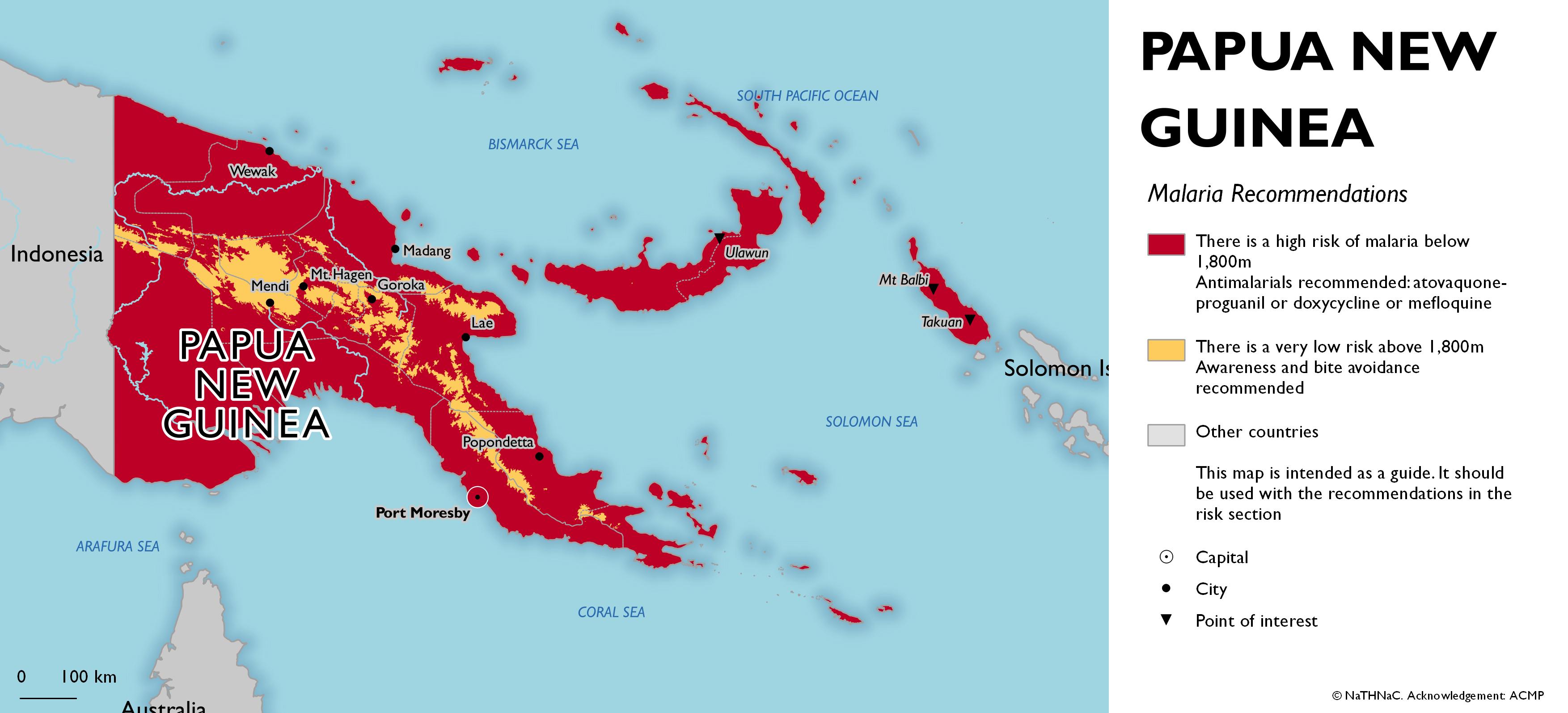 NaTHNaC - Papua New Guinea