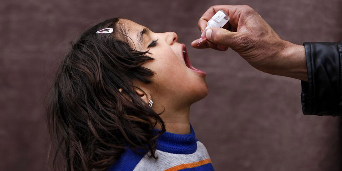 Polio: Public Health Emergency of International Concern