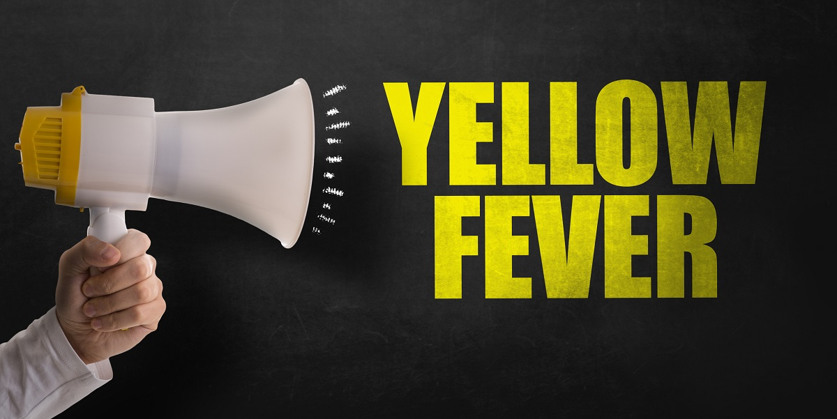 Reminder: Annual Return for Yellow Fever Vaccination Centres (YFVC) now due